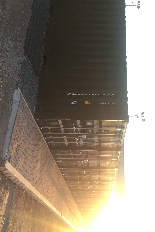 container site swadlincote and lichfield