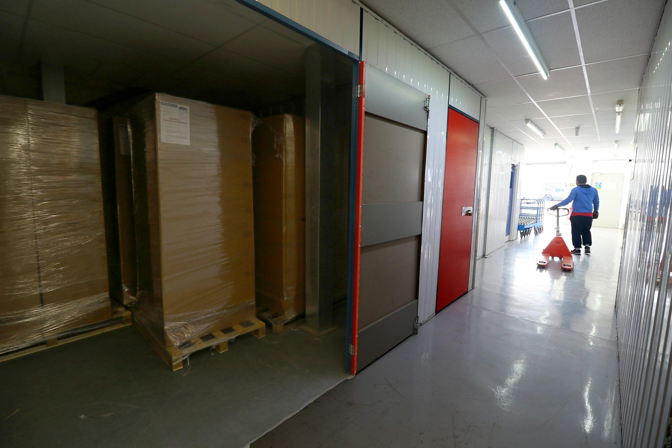 premier container storage swadlincote